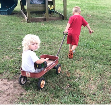 raise kids to be servants